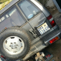 isuzu trooper 3.2 v6
