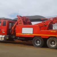 Mechanical tow in Recovery services