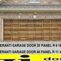Garage Doors Wooden Meranti
