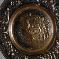 Bronze and Copper 1960 Plates