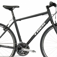 Mountain Bike - Bicycle_Mountain Bike_Trek_FX_2_Fitness_Simplified (NEW)