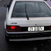 Mazda 323 1600