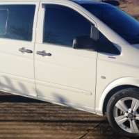VITO SHUTTLE 122 CDI - One owner