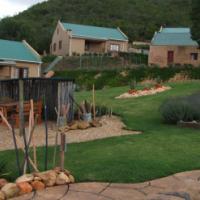 2 Houses on a farm near De Rust Little Karoo