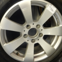 Mercedez Tyre and Rim