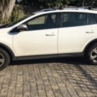 2015 Toyota Rav4 2.0L CVT A/T