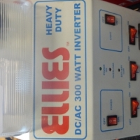 Ellies Heavy Duty Inverter