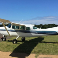 1968 Cessna P 206