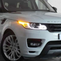 Land Rover Range Rover Sport 5.0 V8 Supercharged Autobiography Dynamic