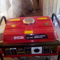 Generator Ryobi 1.2kw