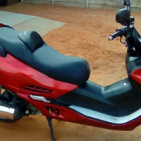 Scooter MASTER 250 CC