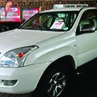 2004 Toyota Prado