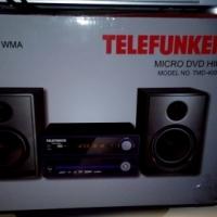 Brand new Telefunken Micro DVD HiFi.