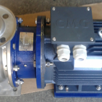 DZA S/STEEL PUMPS FOR SALE.