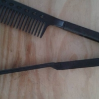 Flatiron comb