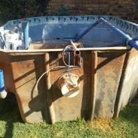 Jacuuzi pool for sale R5000neg