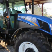 New Holland 590 DT