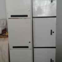 Steel kitchen cupboards ( R250.00 ) each