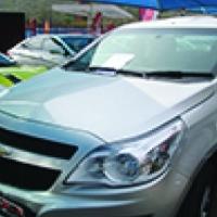 2016 Chevrolet Bakkie