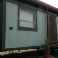 Parkhome for sale - One single room 9m x 3m.