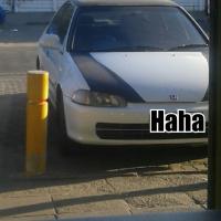 Honda ballade to swop