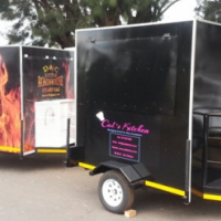 TRAILERS UNLIMITED. THE BEST QUALITY MOBILE KITCHENS.