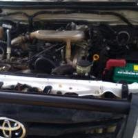 2013 Toyota Hilux Single Cab 2.5D4D