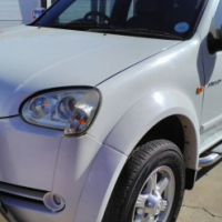 2010 GWM Steed 2.4 Pick up Double cab