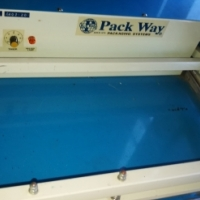 Second hand L-sealer and Preparation Table