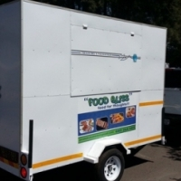 CATERING FOOD MOBILE KITCHEN TRAILERS UNLIMITED.