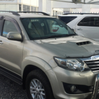 2011 Toyota Fortuner 3.0D-4D