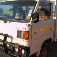Mitsubishi Canter Trokkie