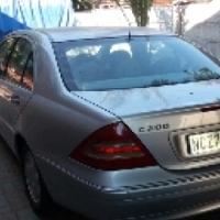 Mercedes Benz C200 C class