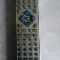 An inotech dvd remote control .