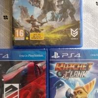 Brand new & still sealed PS4 games.