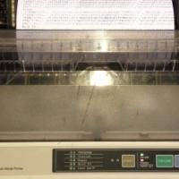 9 Pin Dot Matrix Printers x 2