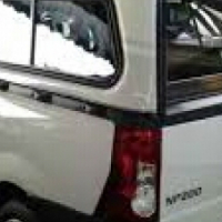Canopy Nissan NP200