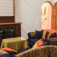 Furnished garden flat in Menlopark to rent