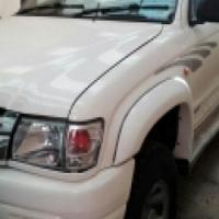 Toyota hilux 3.0 kzte d/cab