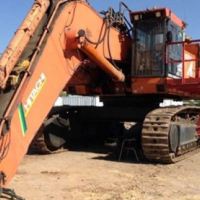 Excavators Hitachi