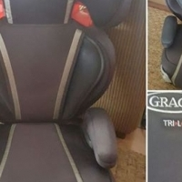 2x Graco booster seats