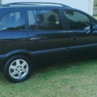 Opel Zafira Elegance 7 Seater Swop for Auto car
