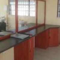 Modern furnished salon unit for rental