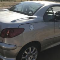 Peugeot 206 Coupe Cabriolet