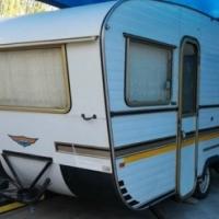 Jurgens magnificent A caravan