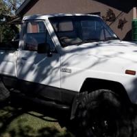 1988 Nissan Safari 4x4 (2,8lt, 6cyl petrol)