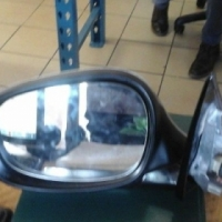BMW E90 Facelift LH door mirror