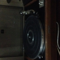 Old school PIONEER record player/turntable