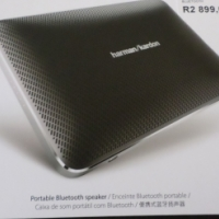 Harman/ Kardon Portable Bluetooth Speaker