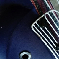 B. S Small cricket helmet